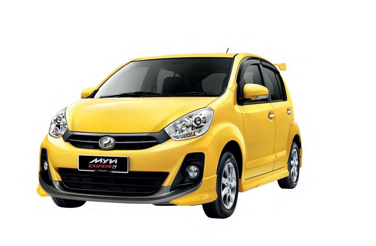 Perodua Myvi 第三代还能称为国民小跑车吗?