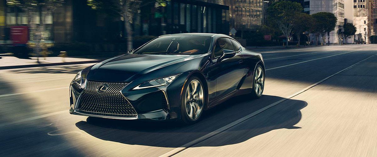 Lexus LC-F 今年登场,最大马力或达621 Hp!