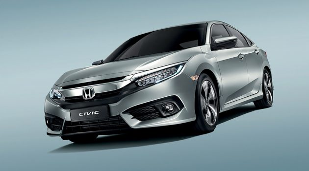 Honda Civic 重新开放销售,价格维持不变!
