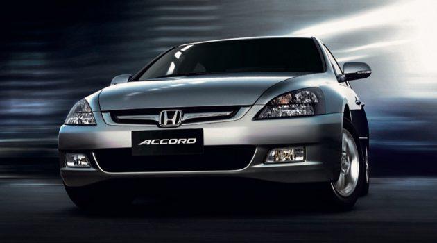 气囊存隐患, Honda Malaysia 召回9,998辆7代 Accord !