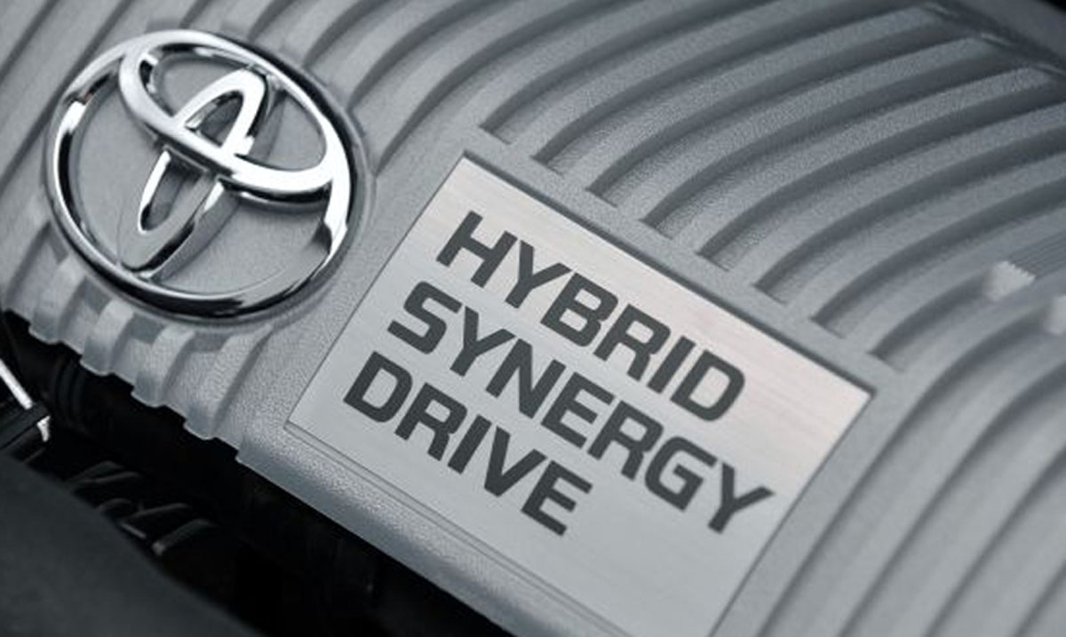 Toyota 正式对外公布旗下混合动力专利!