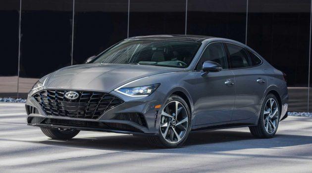 2020 Hyundai Sonata 确认追加 N 版本!