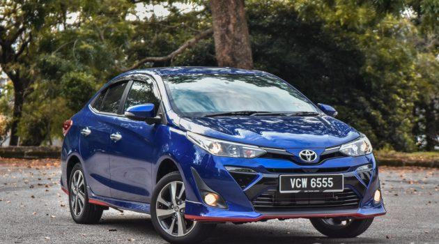 图库: 2019 Toyota Vios ,售价RM 77,200起跳