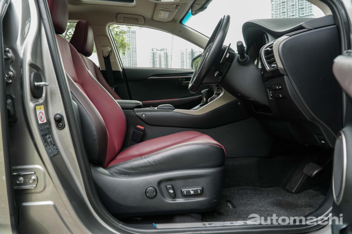 Lexus Lexus NX300 Premium ,特异独行却不是标新立异!