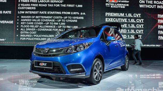2019 Proton Iriz 正式登场,售价 RM 36,700 起跳!