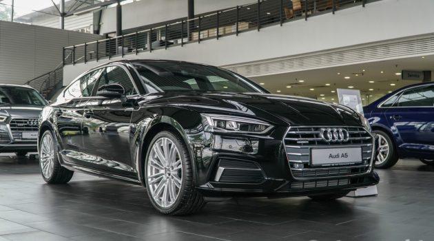 Audi A5 Sportback 现身我国,售价RM 339,900!