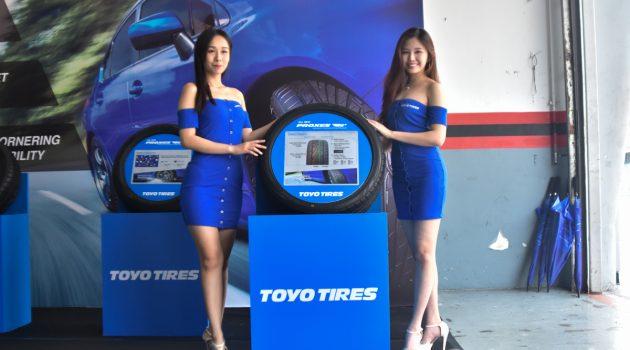 Toyo Proxes TR1 正式在我国推介,售价从RM 199起跳!