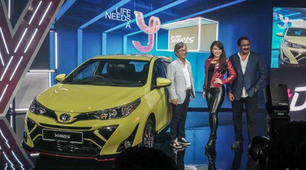 2019 Toyota Yaris 正式发表,售价RM 70,888 起跳!