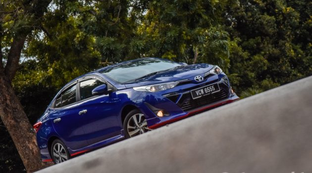 2019 Toyota Vios , As Never Before !