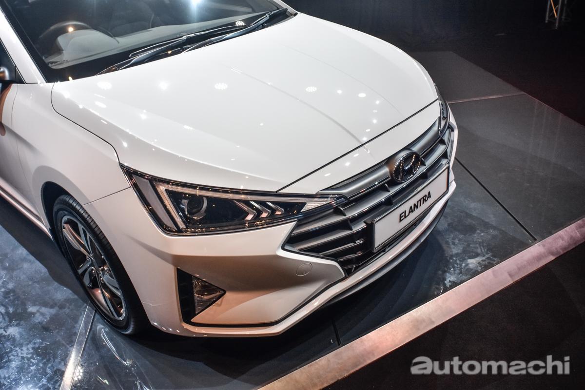 2019 Hyundai Elantra 登场,售价RM 109,888 !