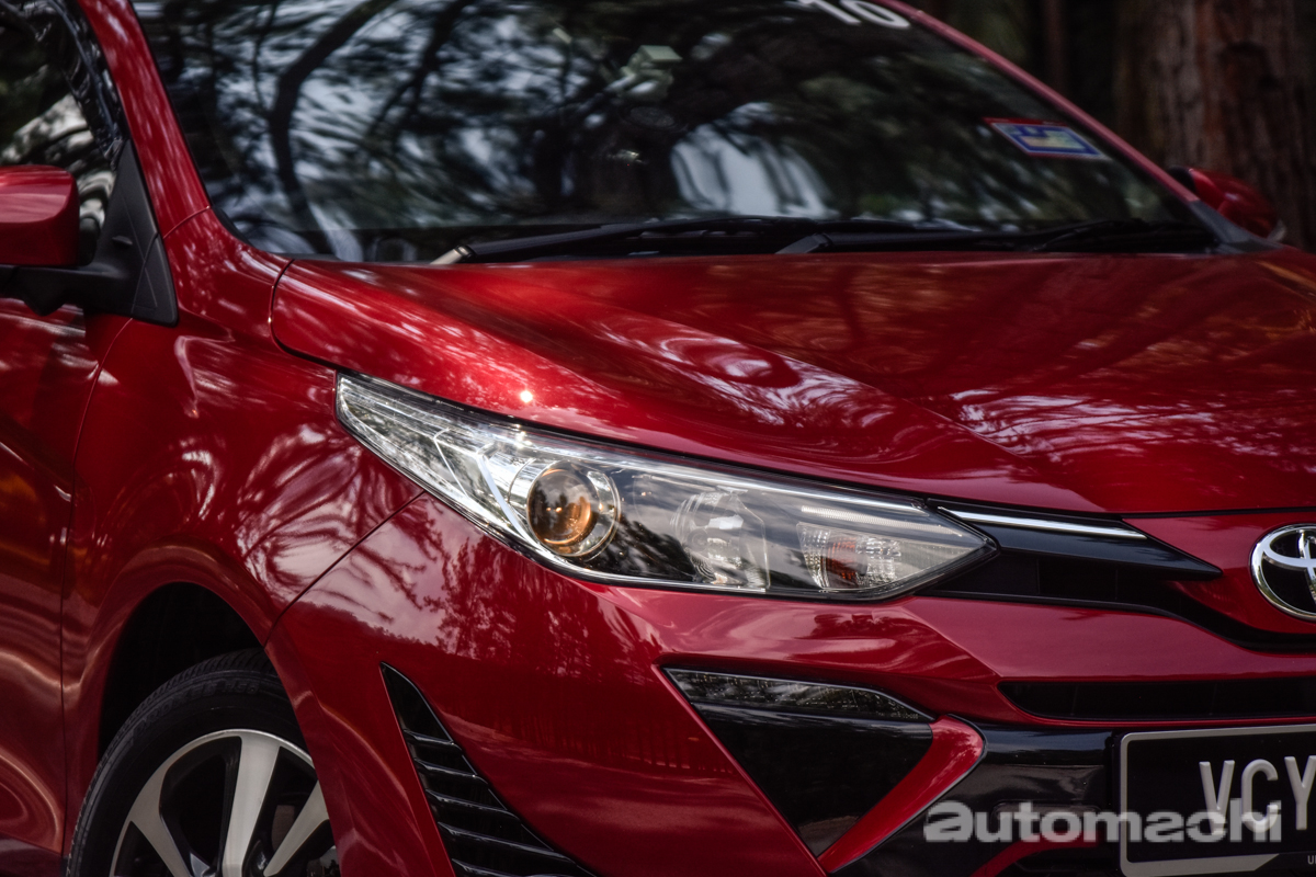2019 Toyota Yaris ,一样的躯壳不一样的灵魂!