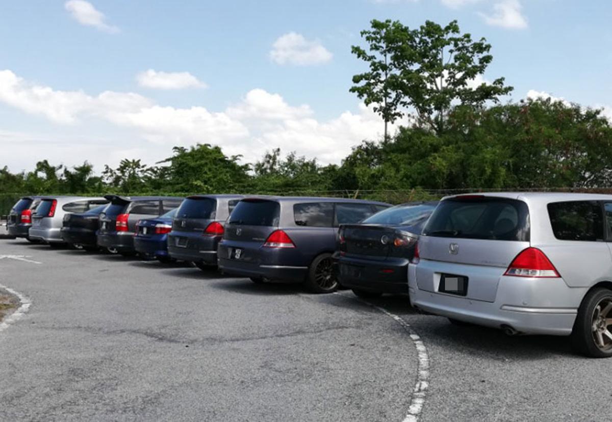 吉打 JPJ 也有 Car Auction !拍卖包括30辆复制车!