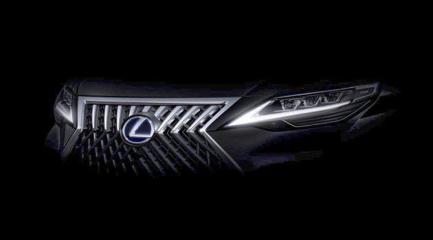 Lexus LM350 生产线明年开跑,我国官方有望引入!