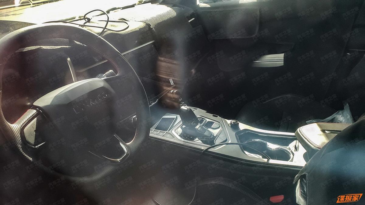 追加 Coupe SUV 车型, Lynk & Co 05 外形曝光!