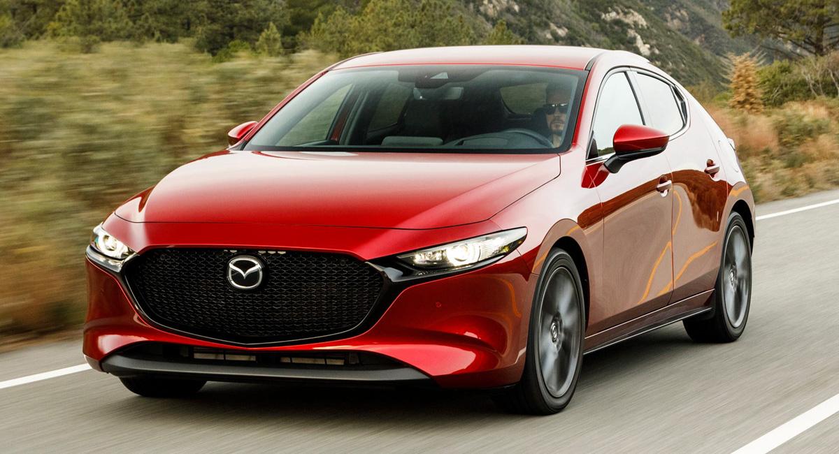 涡轮引擎入列? Mazda3 考虑追加性能版车型!