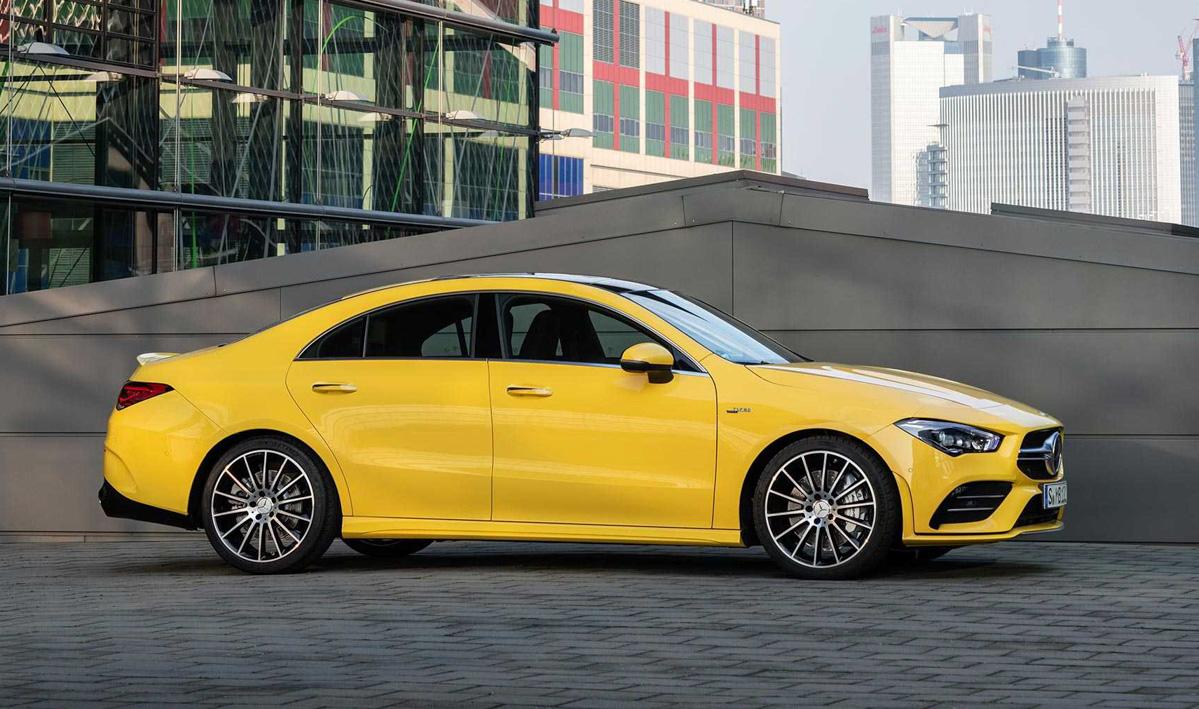 2020 Mercedes-AMG CLA 35 正式发表!