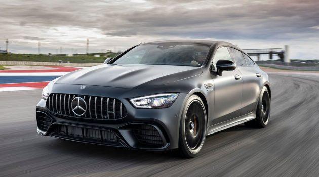告别后驱, Mercedes-AMG 未来只备有全驱车型!