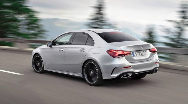Mercedes-Benz A-Class Sedan 我国发表,售价 RM 229,888 起跳!