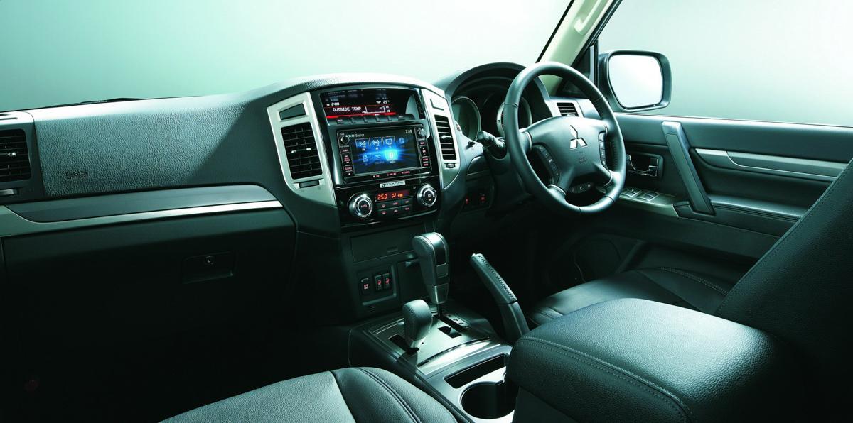 越野霸王绝唱, Mitsubishi Pajero 将推出最终版!