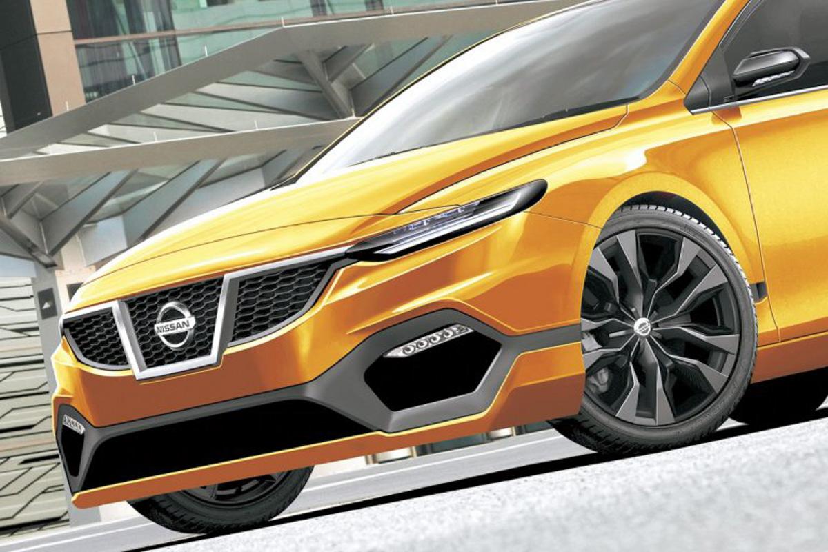 挑战欧系小钢炮, Nissan Latio 继承车计划中!