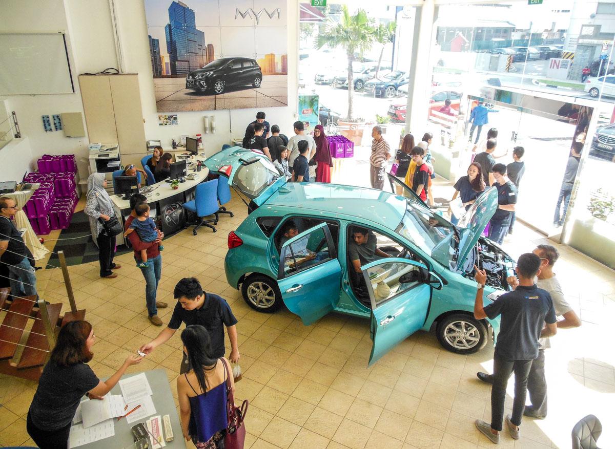 第三代 Perodua Myvi 新加坡发表,RM 197,093 起跳!