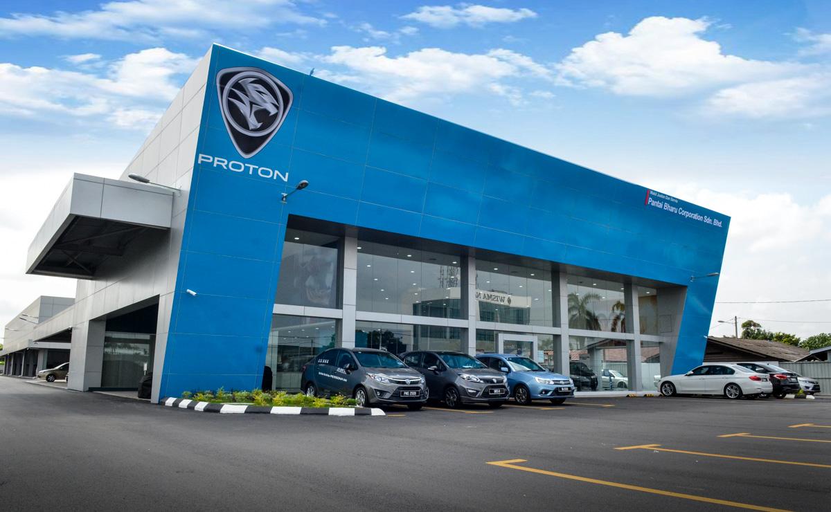 Proton 第一季创佳绩,3月市场占有率达11%!