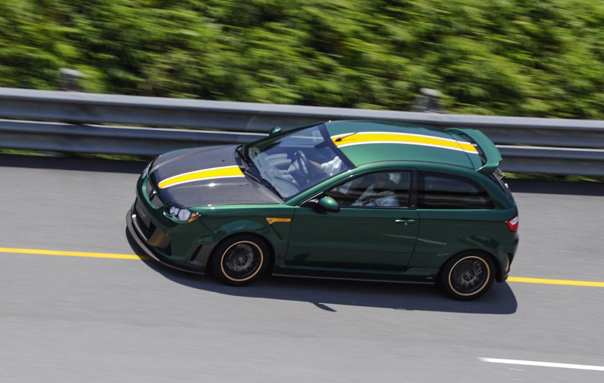 低哩数 Proton Satria Neo Lotus Racing 寻找新车主!