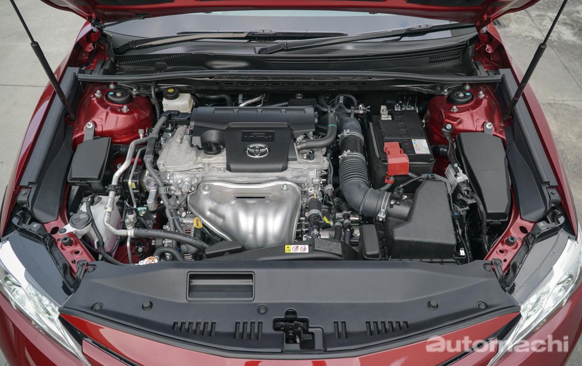 Toyota Camry XV70 2.5V ,Uncle 车不一样了!