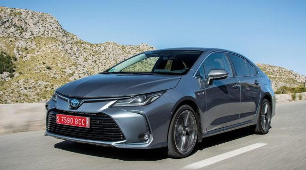 Focus2Move 公布2019全球最畅销车款榜单,Toyota Corolla 再度称霸