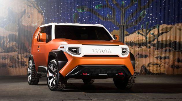 Toyota 三年推出12款新车,包含一款全新SUV车型!
