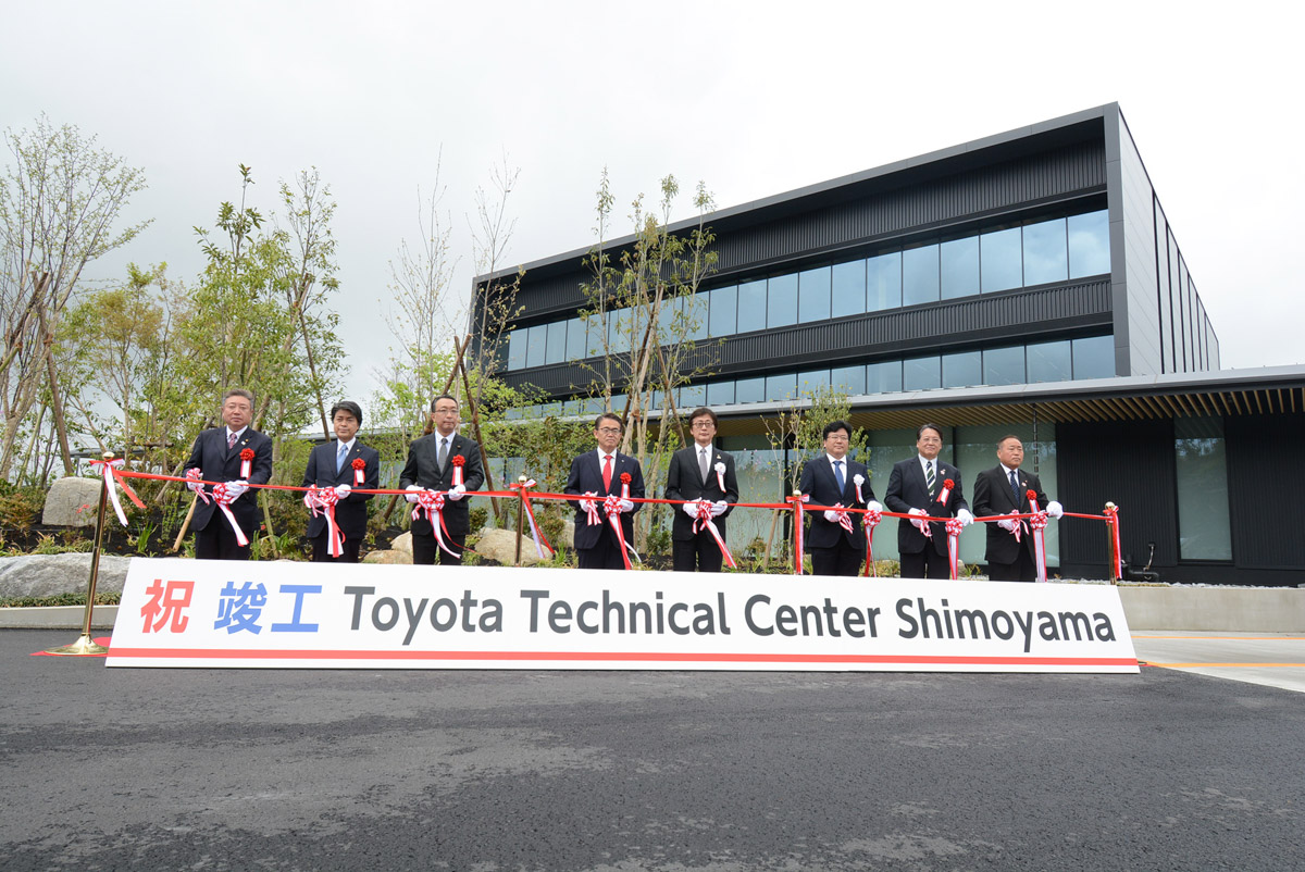 巨头就是狂! Toyota 日本自家打造纽柏林赛道!