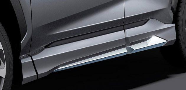 风格截然不同, Toyota RAV4 原厂空力套件登场!