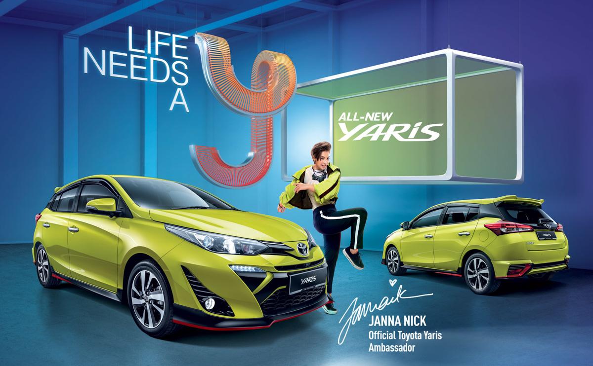 大马版 Toyota Yaris 现身官网,正式开放注册!