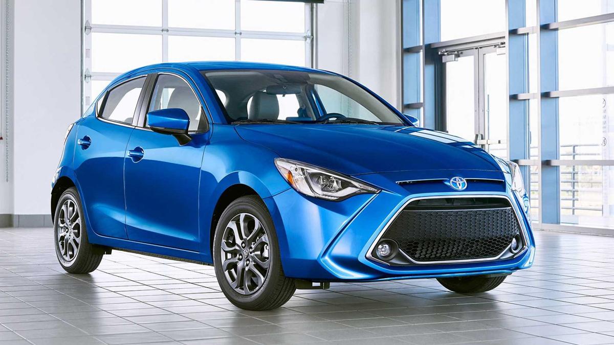 """贴牌 Mazda2 ,美规""""全新"""" Toyota Yaris 正式发表!"""
