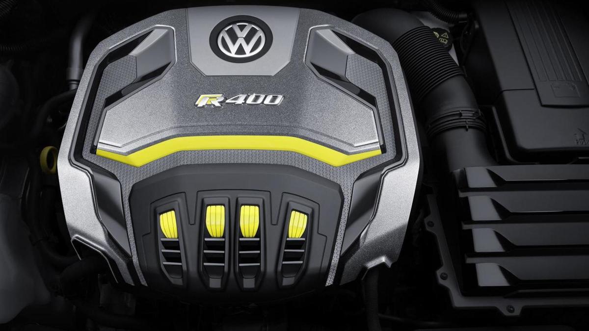 最大马力达400匹, Volkswagen Golf R Plus 开发中!