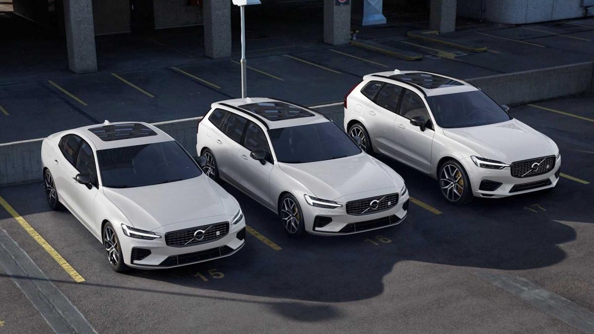 Polestar 加持, Volvo XC60 化身415 hp性能 SUV !