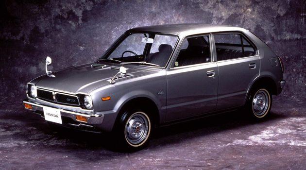 Honda CVCC ,一个让欧美震惊的技术!