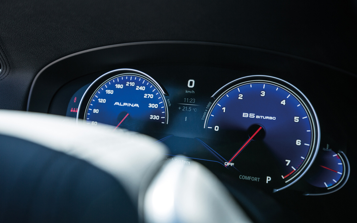 地表最速 Wagon ! Alpina B5 Bi-Turbo Touring 3.5秒破百!