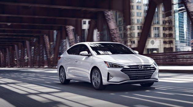 Hyundai 舍弃6AT,新款 Elantra 将更换 CVT 变速箱!