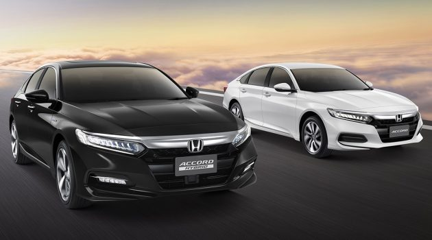 Honda Accord Hybrid 生产基地将迁移至泰国!