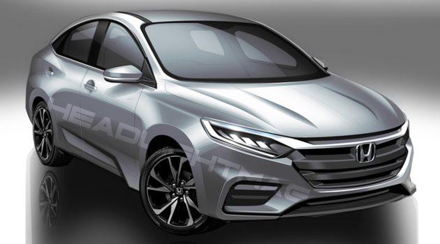 Honda City 大改款2020年初印度市场率先登场?