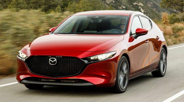 2019 Mazda3 在 Euro NCAP 测试获得5星评价!