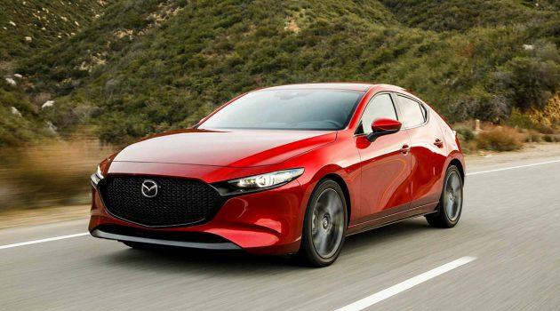 Mazda3 Skyactiv-X 售价将比普通版贵上25%!