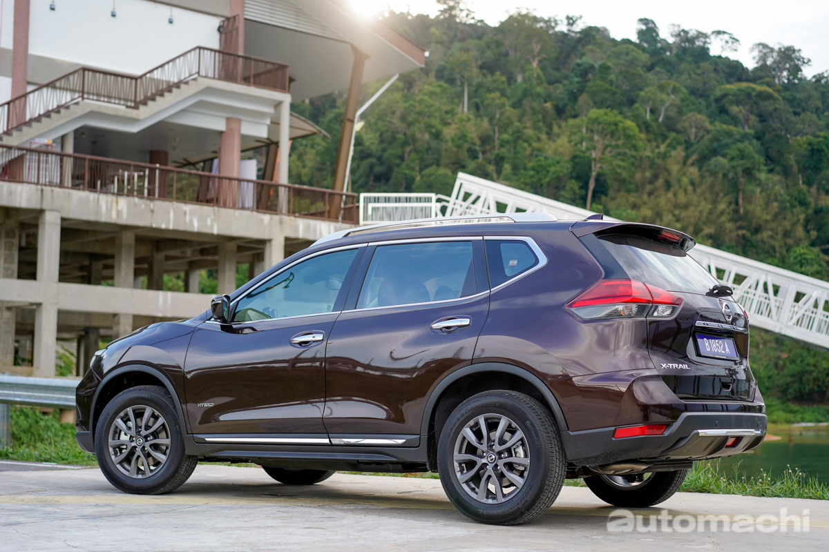 2019 Nissan X-Trail 媒体试驾,看不见的改变!