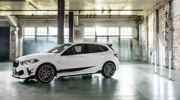 BMW F40 1 Series M Performance 登场,战斗力爆表!