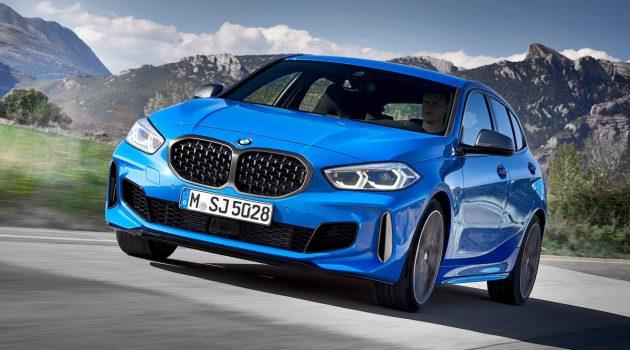 2020 BMW 1 Series 发表,302 Hp小钢炮正式登场!