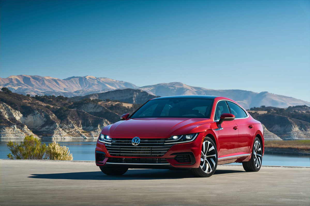 2019年值得期待新车:CC接班人 Volkswagen Arteon