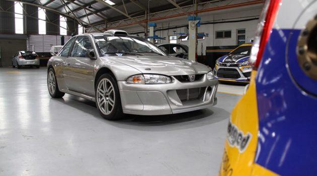 Proton Putra WRC ,一个壮志未酬的故事!