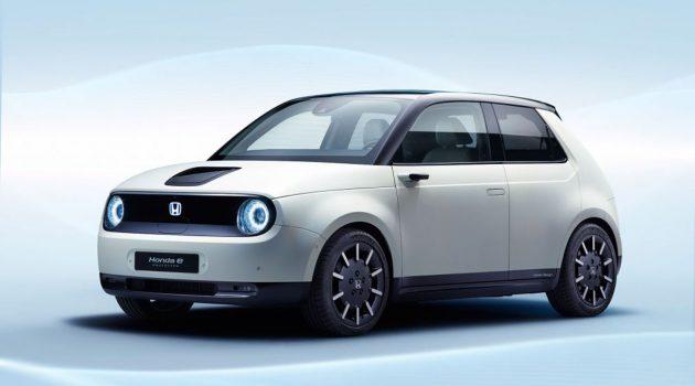 Honda e 正式开放预订,RM 4,245即可预定!