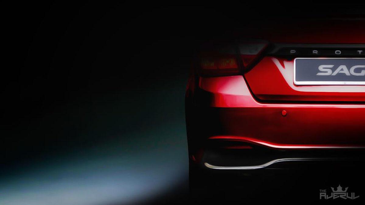 Proton Saga 小改款细节披露,永别了 Punch CVT !